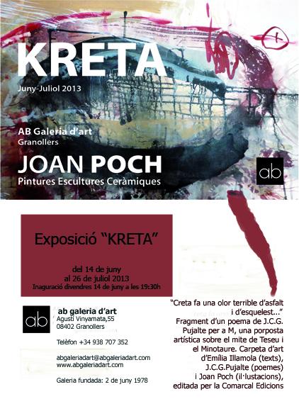 Invitacio KRETA @ envio